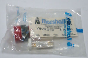 Details about MIL SPEC MARSHALL MS3476W16-26P CONNECTOR, AIRCRAFT GRADE,  BRAND NEW / NOS!!