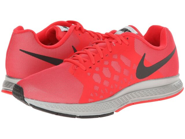 45f19f05c31d Nike Zoom Pegasus 31 Flash H2o Repel 3m Red Black Mens Running Shoes ...