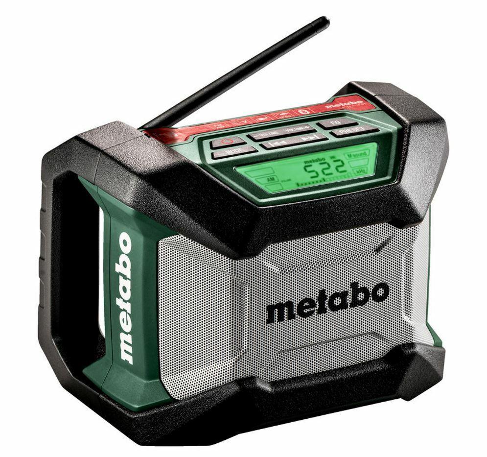 METABO AKKU-BAUSTELLENRADIO R 12-18 BT 600777850 Blautooth