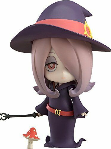 Nendoroid Little Witch Academia Sushii-Manbabaran non-scale ABS & PVC painted ac