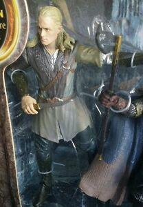 Lord of the Rings Return of the King LEGOLAS Black Gate of Mordor Loose Figure