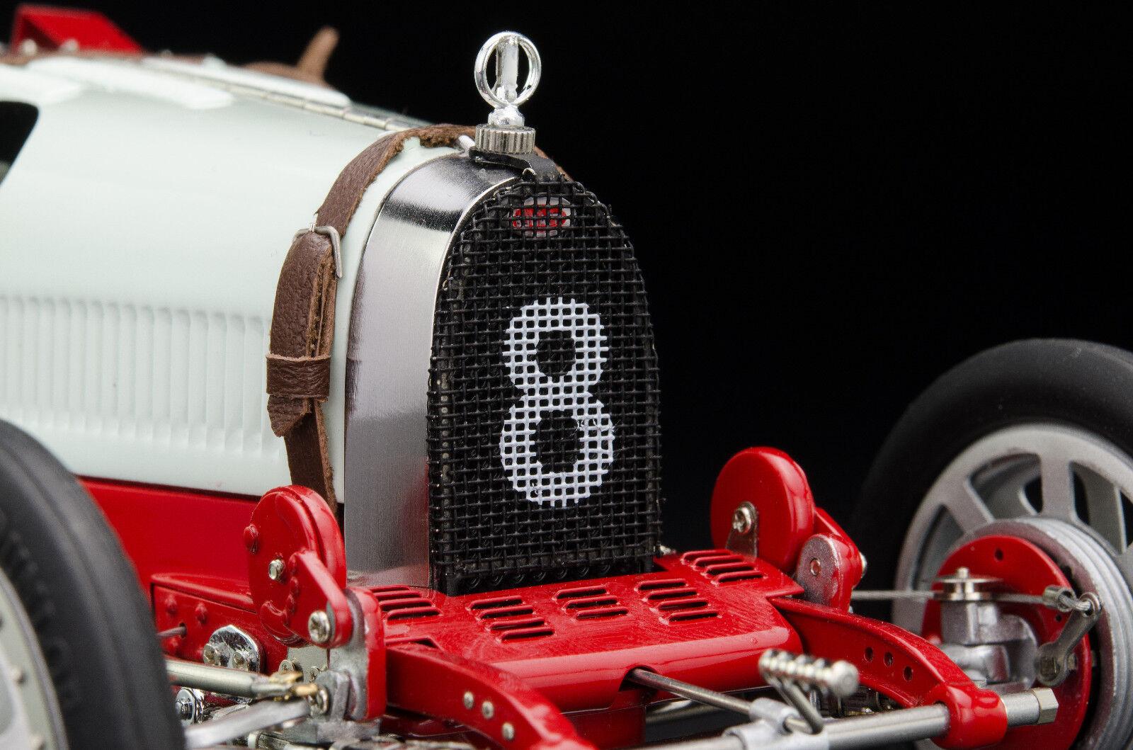 Bugatti t35 Nation Couleur Project-Suisse  8 le 300 St. CMC m-100 012 1 18