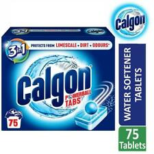 Calgon Water Softener Powerball 3-in-1 Washing Machine Limescale 75 Tablets