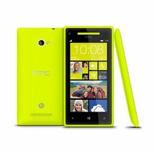HTC Windows Phone 8X 16GB (Unlocked) Smartphone - Green - Good Condition