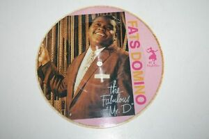 FATS-DOMINO-Blue-Monday-PICTURE-7-034-SINGLE-Vinyl-Limited-Edition-1000-cps