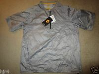 Demarini Training Cycling Bike Jersey Grey Unhinge Jacket Lg L