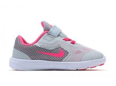 TDV Nike Free RN Pink//Silver Toddler Girl/'s Shoes Size 8C /& 9C NWB