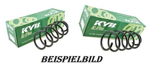 2x Kayaba RA6146 Federn Fahrwerksfedern Hinten RENAULT KANGOO 02.08