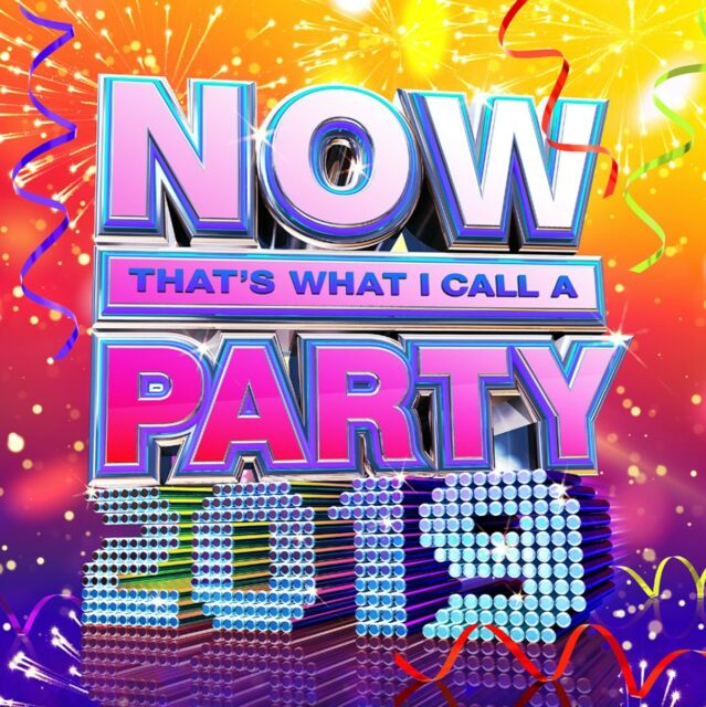 Now That's What I Call a Party 2019 - Various Artists (Album) [CD]