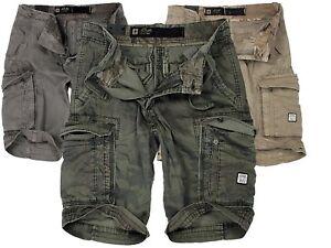JET-LAG-Herren-Cargo-Shorts-Kurze-Hose-Short-Bermuda-Knielang-Sommer-18-008-NEU