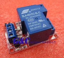 1 Relay Module 5v 30a High Power For Arduino Avr Pic Dsp Arm Sla 05vdc Sl C New