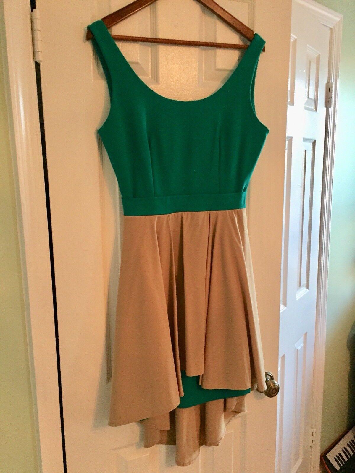 NWT NWT NWT Fara Simoyi Women's Handmade Couture Dress, Size 8 31ee6f