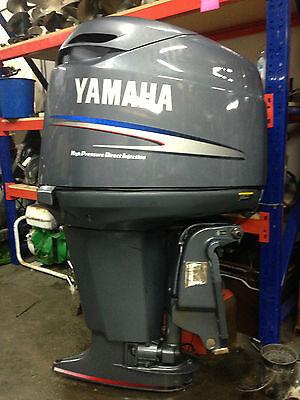 200hp Yamaha HPDI outboard parts
