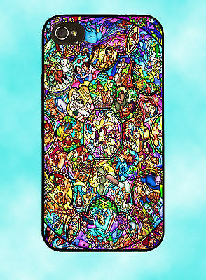 Disney All Character iPhone Case Cover Mobile Phone 4 - 4S - 5 - 5S - 5C Diamond