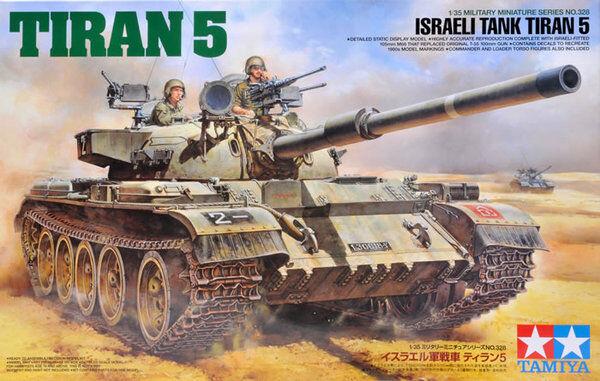 Tamiya 1 35 scale Israeli Tiran 5