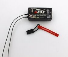 MK S603 Receiver 6 Channel 2.4GHz DSMX.Support JR, Spektrum Dx6,Dx7,Dx8,Dx9,Dx18