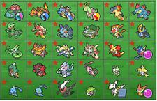 Pokemon XY/ORAS/SM All Legendary and starter Pokemon SHINY! (81 Pokemon)