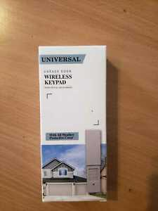 NEW Universal  Chamberlain Wireless Keypad Garage Door Opener KLIK2U-P2 NEW