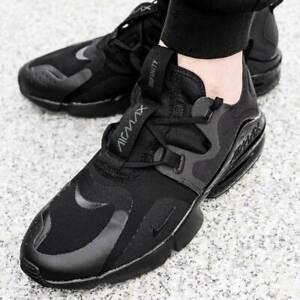 black trainers air max