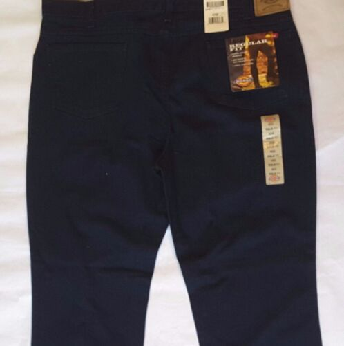 Dark 5 Coupe Fit Jeans 100 Wash 32 Dickies Coton X 42 Nwt Regular Pochettes Homme C0qnz