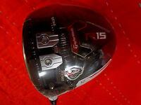 LH - TaylorMade R15 TP 12* Driver w/Evolution Speeder 661 X/Stiff Graphite Shaft