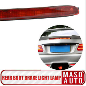 For-Mercedes-C-Class-W203-Saloon-2001-2007-Led-Rear-Boot-Third-Brake-Light-Lamp