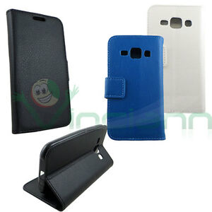 Custodia-FLIP-cover-stand-per-Samsung-Galaxy-J1-SM-J100H-case-libretto-BOOKLET