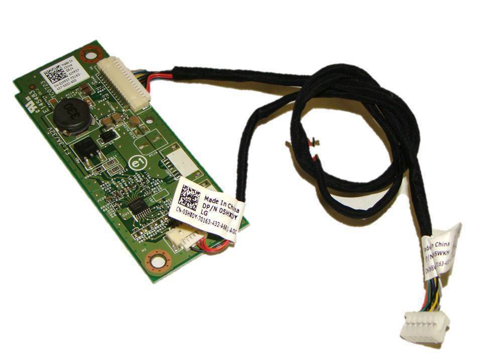 Dell JYP57 0JYP57 Inspiron Tigris Converter board with Cables N5WKH 5HXDY