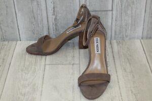 ede542e56a7 Image is loading Steve-Madden-Women-039-s-Declair-Sandal-Size-