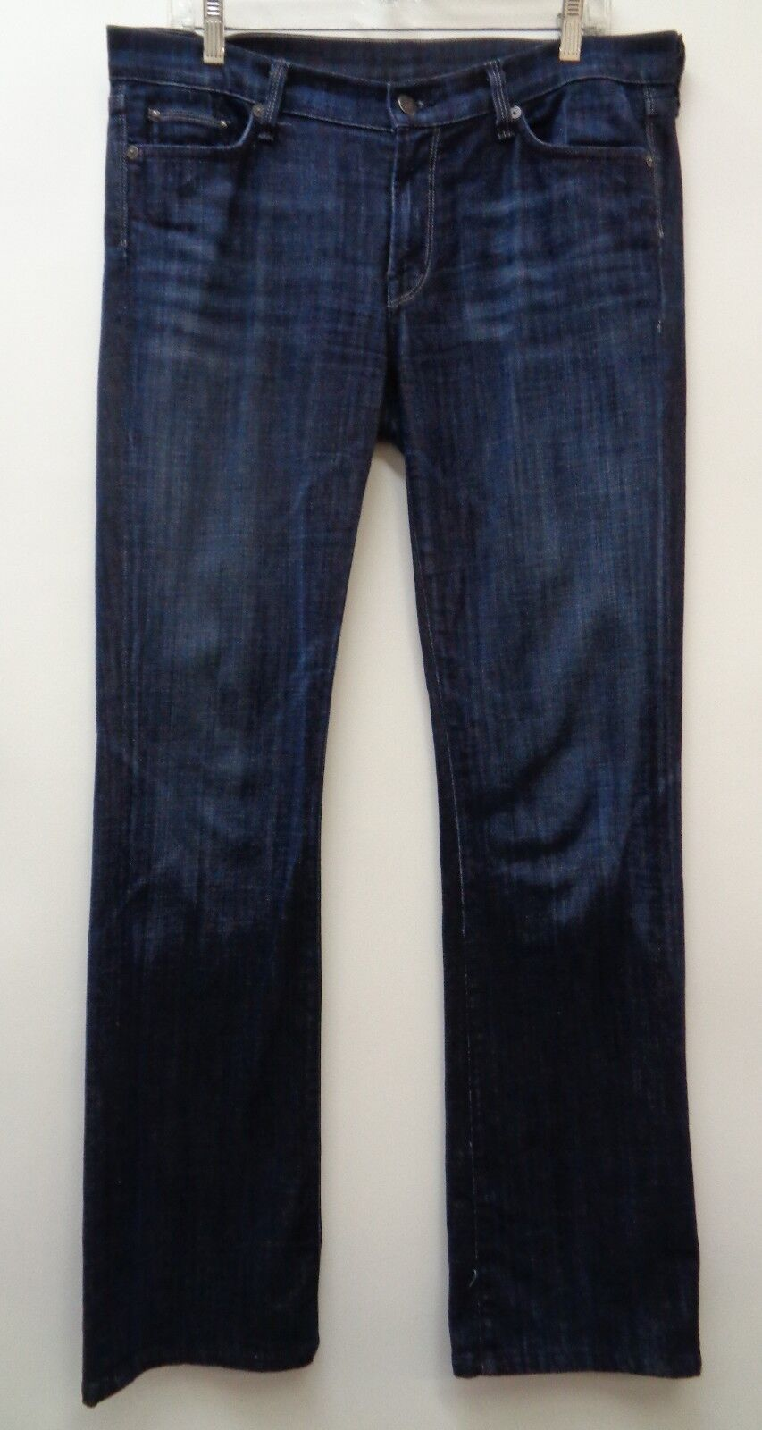 Citizens of Humanity 32 bluee Denim Womens Jeans Pants Amber Stretch Hi Rise Boot