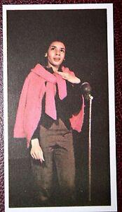 Shirley-Bassey-Singer-amp-Superstar-Original-Vintage-Photo-Card-CAT-XMS