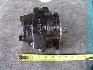 Casappa Hydraulic Pump PHP20.16D0-03S