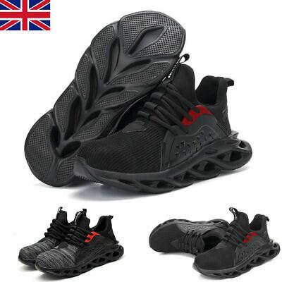 Work Steel Toe Cap Boots UK