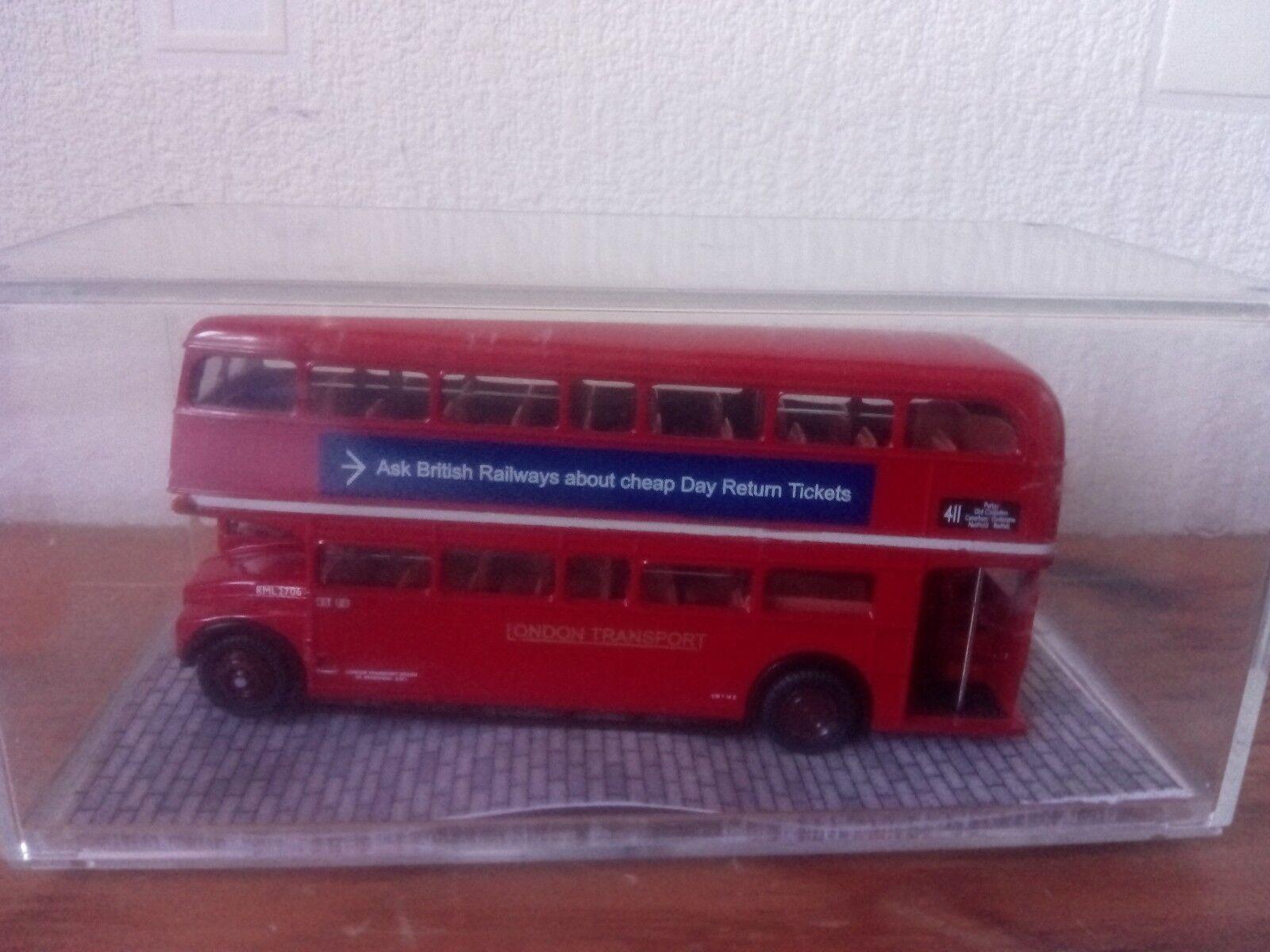 CODE 3 LONDON RML BUS