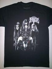 IMMORTAL Large T-Shirt Gorgoroth Emperor Darkthrone Satyricon Dark Funeral 1349