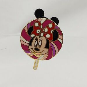 Disney-Pin-60713-WDW-Lollipops-Mystery-4-Pin-Tin-Collection-Minnie-Mouse
