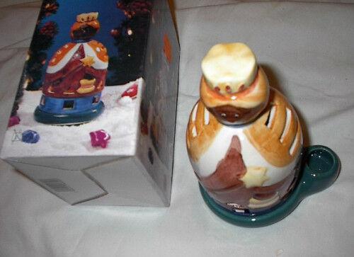 Windlicht und Kerzenhalter Weihnachten Super schön NEU
