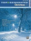 Top-Requested Christmas Sheet Music: Piano/Vocal/Guitar by Alfred Music (Paperback / softback, 2013)