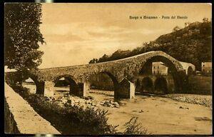 1920-Borgo-a-Mozzano-Ponte-del-Diavolo