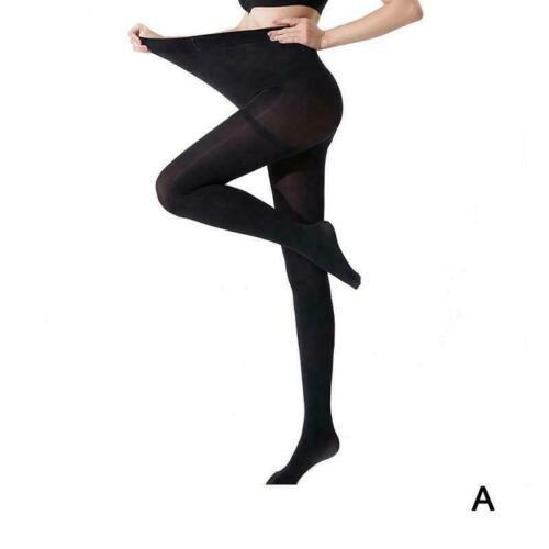 Durable Super Elastic Strümpfe Frauen Velvet Magische Strumpfhosen Shaping O8Q4