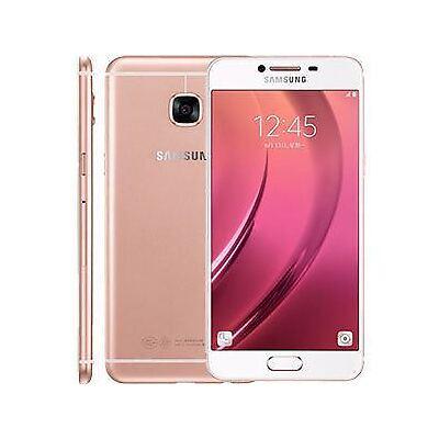 Samsung Galaxy C7 Dual 64GB/4GB Rose Gold Imported