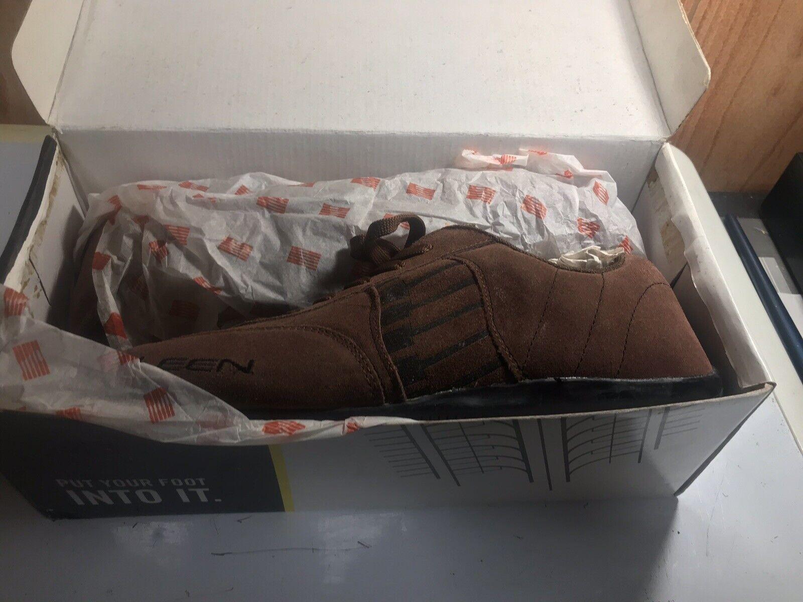 Vintage Saleen LeMans Suede scarpe 10.5 10.5 10.5  S281 S331 S7 S302 Racecraft S281SC GT LX 51e01a