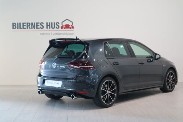 VW Golf VII 2,0 GTi Clubsport DSG - billede 1