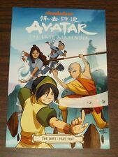 Avatar Last Airbender Part 1 Rift Dark Horse (Paperback)  9781616552954