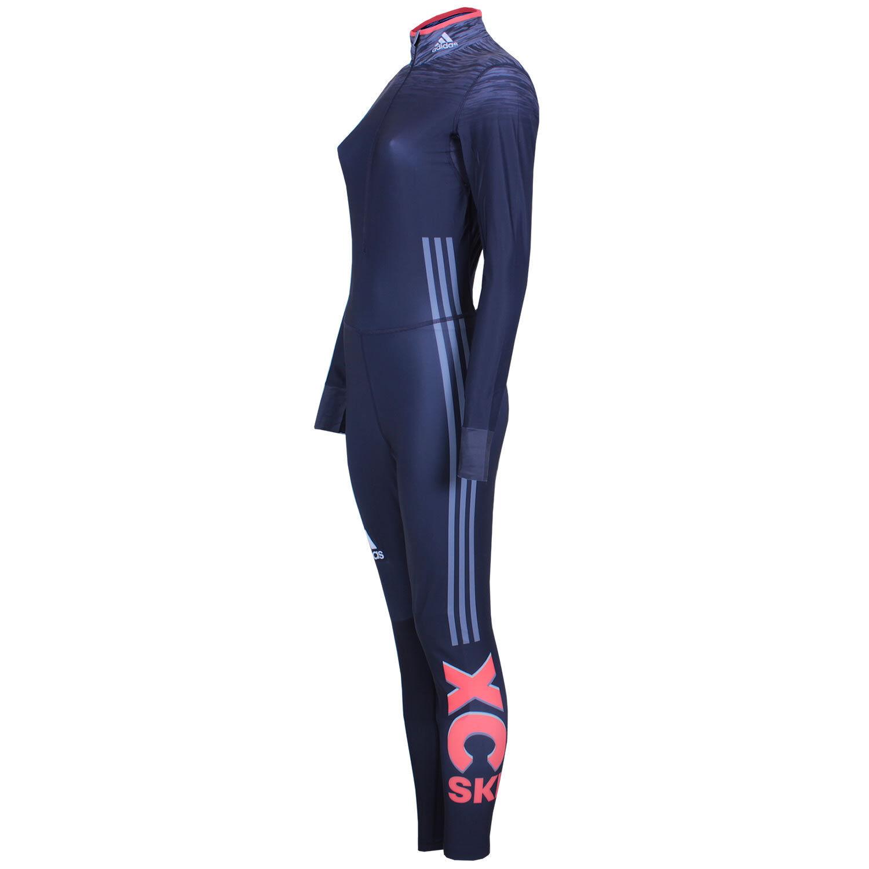 Adidas Damen XC Ski Race Suit Biathlon Anzug Skisport Langlaufanzug Gr.38 NEU
