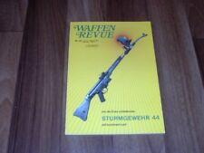 WAFFEN REVUE  25 -- Kraftfahrbewährungsabzeichen / Flugzeug-MG 213 / Sturmgewehr