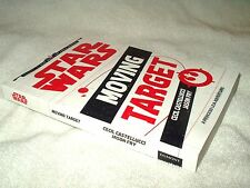 Book Softback Star Wars Moving Target