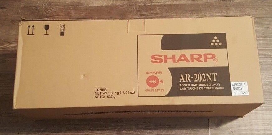 Sharp AR-202NT Toner Cartridge - New - Un-Used