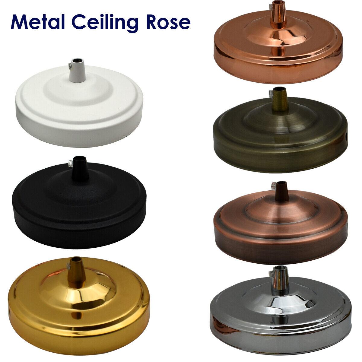 Rosa de techo perfecto para tela Flex Cable único punto de múltiples /& Reino Unido gota Outlet