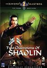 Sword Masters Two Champions of Shaoli 0181582000487 With Wang Li DVD Region 1